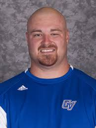 Aaron Cox - 2016 - Football - Grand Valley State University Athletics