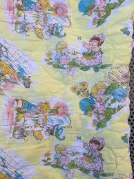 baby bunting yellow crib bedding