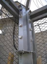 China 4 Beams 500m Xd Bd Laser Perimeter Fence Security Detection System China Laser Security