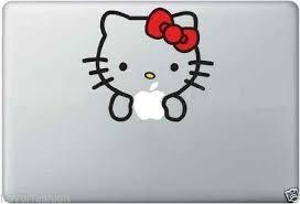 Apple Macbook Air Pro 13 Snow White Bandit Sticker Skin Decal 749 For Sale Online Ebay