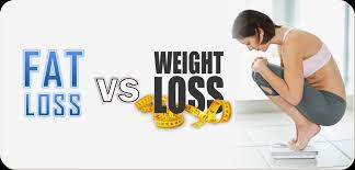 Weight Loss vs Fat Loss – The Difference, Explained