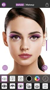 behold contouring plus selfie makeup