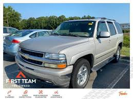 2005 chevrolet tahoe for in