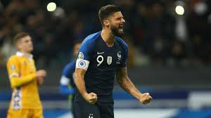 Giroud sets sights on overtaking Platini's goal tally for France - AS.com