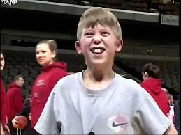 Giddiest Kid Ever Really Loves Basketball (Video) | Total Pro Sports