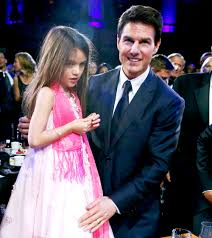 Tom Cruise Reportedly Hasn't Seen Daughter Suri in Years