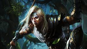 77 high elf wallpapers on wallpaperplay