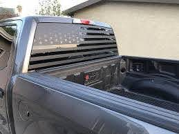Ford F150 American Flag Decal Sticker For Rear Window Truck Onlineamericanstore