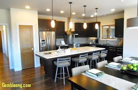 pendant lighting contemporary kitchen
