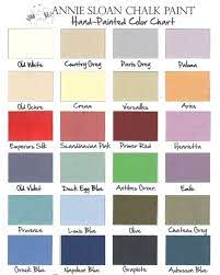 annie sloan chalk paint colors chalk