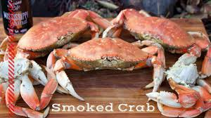 How to Smoke Crab