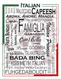 Italian Quotes Typography Print Digital File Only By Fantasydesignsbymia On Etsy Italian Quotes Typography Quotes Typography Prints