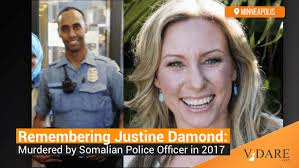 Her Name Is Justine Damond: In 2017, A Somalian Minneapolis Police Officer Murdered A White Woman Reporting A Possible Sexual Assault | Blog Posts | VDARE.com