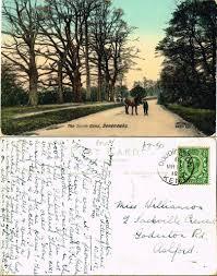 1912 Post Card to Miss (Ada) Williamson, 2 Sackville Cresc… | Flickr