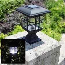 Đèn Led Trang Trí Sân Vườn Sử Dụng Năng Lượng Mặt Trời