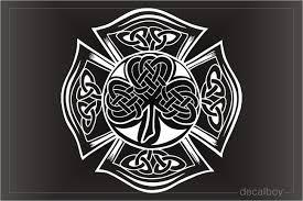 Celtic Decals Stickers Decalboy
