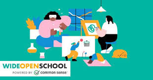 Common Sense Launches Wide Open School to Help Families and ...