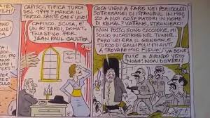THE WATER DIVINER - Recensione a fumetti by Stefano Disegni, recitata da  esso medesimo - YouTube