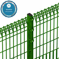 Thailand Hot Sale 6 Ft Height 3d Fence Anti Climb Fence Pvc Coated Wire Mesh Fence Guangzhou Factory View Pvc Coated Wire Mesh Fence Nianfa Product Details From Guangzhou Nian Fa Wire