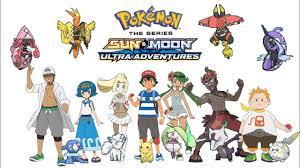 Pokemon sun and moon ultra adventures online
