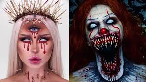 scary halloween makeup ideas you