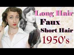 iconic 50 s hair beauty makeup