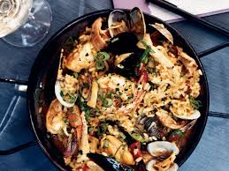 Paella Recipe: Seafood-and-Chicken with ...
