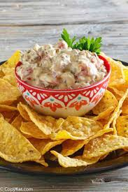 best ever rotel cream cheese dip