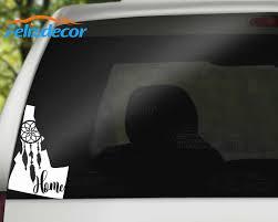 Dream Catcher Vinyl Car Decal Sticker State Car Decals Art Idaho Stickers Bumper Car Window Decor L382 Car Stickers Aliexpress