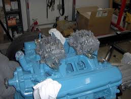 pontiac and amc engine colors general