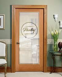 Pantry Door Decal Pantry Door Graphics Pantry By Jscustomsigndecor Idee