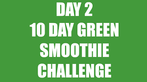 day 2 green smoothie cleanse you