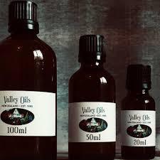 carrot base carrier oil valley oils