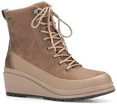 muck boot women s liberty taupe size 8
