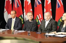 Bowmanville family who lost son, Adam Brunt, in firefighting training  accident wants answers at Queen's Park
