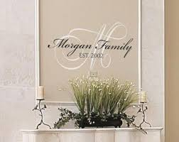 Family Is Vinyl Decal Family Word Collage Family Photo Etsy In 2020 Vinyl Wall Decals Family Custom Monogram Decal Monogram Signs