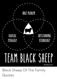 huge problem radical outstanding technology pedagogy team black
