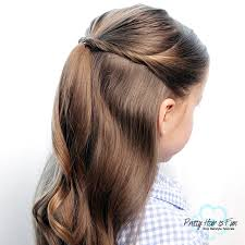 pretty hair is fun beauty and the