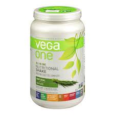 vega one nutritional shake 862g natural