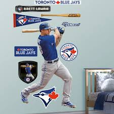 Fathead Brett Lawrie Toronto Blue Jays