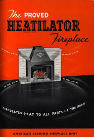 heatilator fireplaces 1949 from the