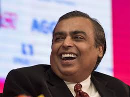 mukesh ambani overtakes google s larry