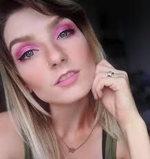 dark makeup for green eyes cat eye makeup