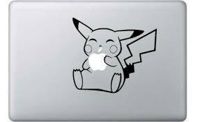 Apple Macbook Vinyl Decal Laptop Sticker Skin Soot Sprite For Sale Online Ebay