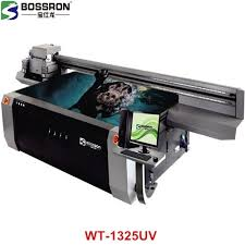 wood glass printing ricoh g5 uv flatbed