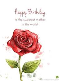happy birthday mom wishes for the
