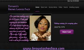 brows lashes face makeup artists