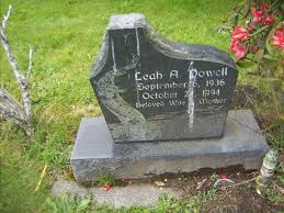 Leah Adeline Summers Powell (1936-1994) - Find A Grave Memorial