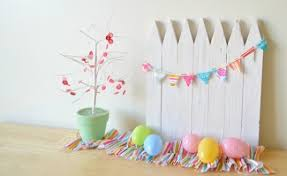 Homemade Mini White Picket Fence Our Thrifty Ideas