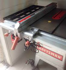 Aftermarket Table Saw Fence System